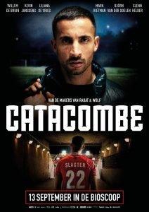 Kevin Janssens in Catacombe - hoofdrol Willem de Bruin The Opposites