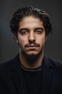 Soufiane Chilah als Wallid El Idrissi (cast Over Water)