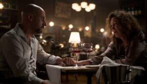 Tom Van Dyck en Chris Nietvelt in Over Water seizoen 2