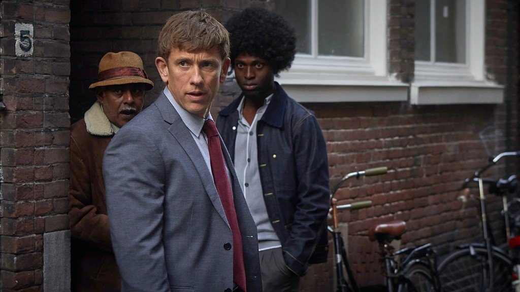 Baantjer het Begin Waldemar Torenstra ook in Belgie in bioscoop
