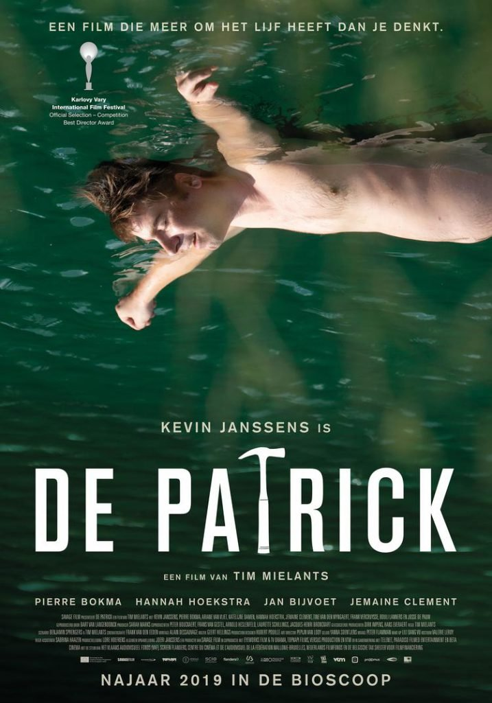 De Patrick filmposter