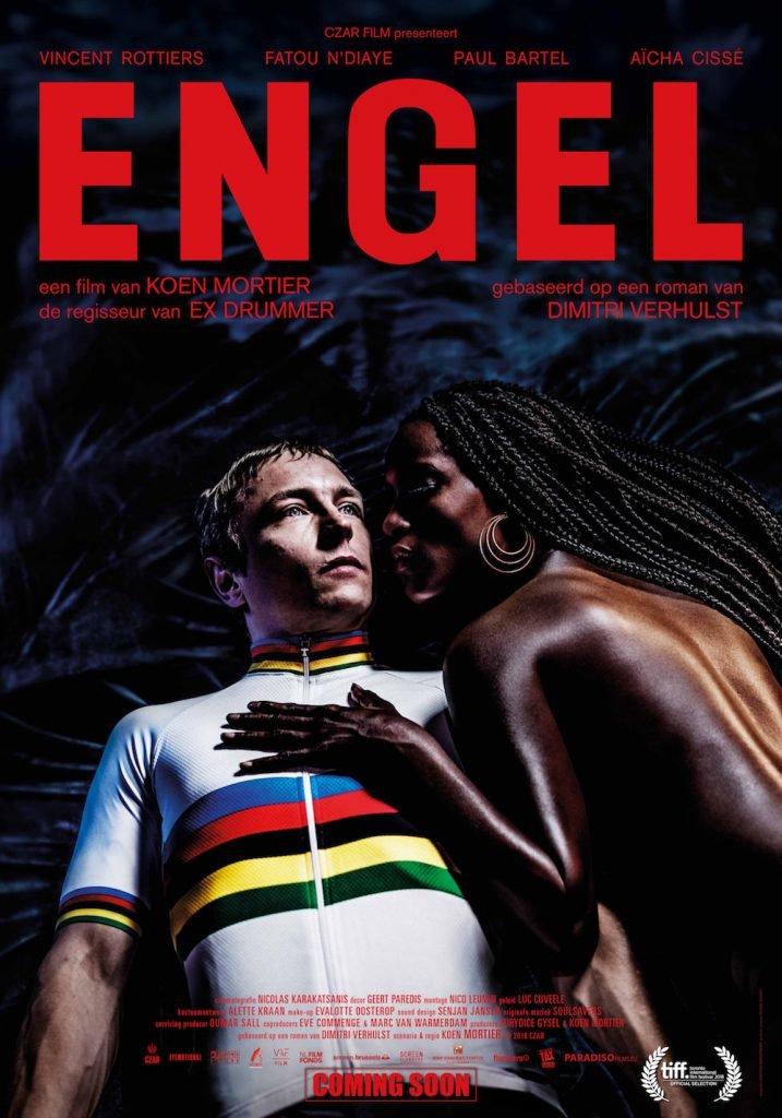 Engel van Koen Mortier in Nederland in de bioscoop