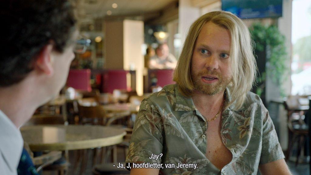 Rik Verheye in Callboys seizoen 2