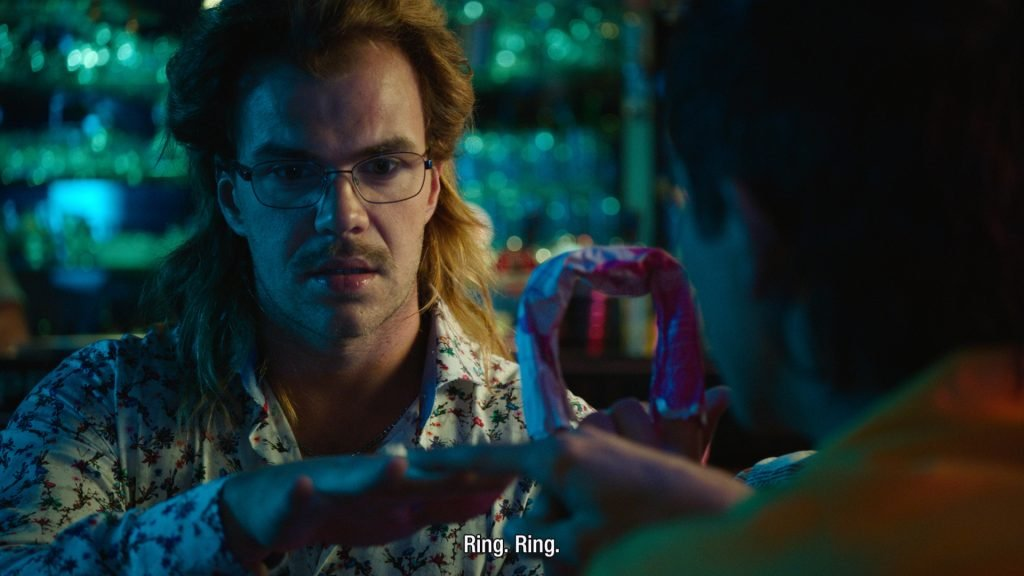Bart Hollanders in Callboys seizoen 2
