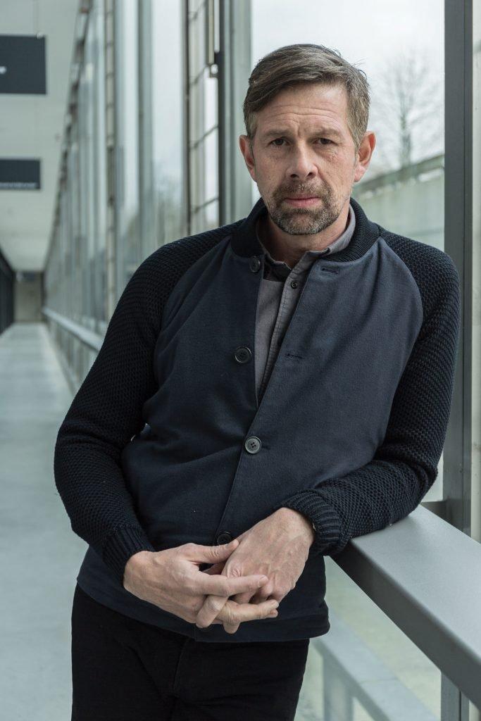 Johan Heldenbergh als Stefaan De Munck in De twaalf op Eén