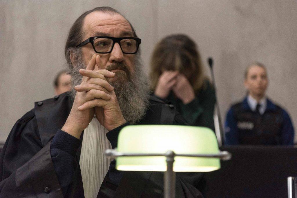Josse De Pauw als Ari Spaak in De Twaalf