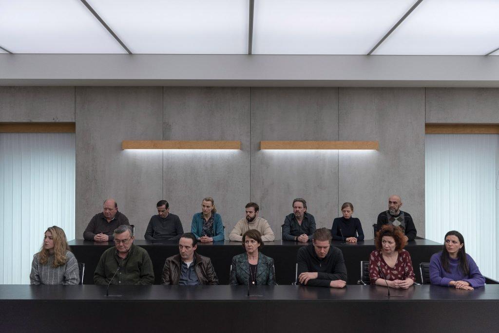 Cast en personages De twaalf