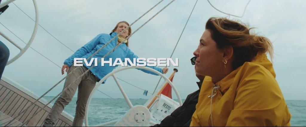 Evi Hanssen Over de Oceaan