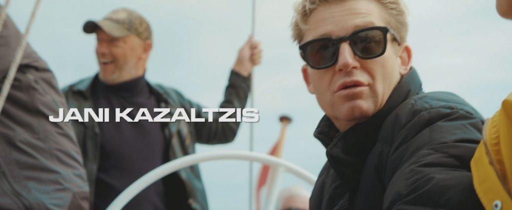Jani Kazaltzis Over de Oceaan