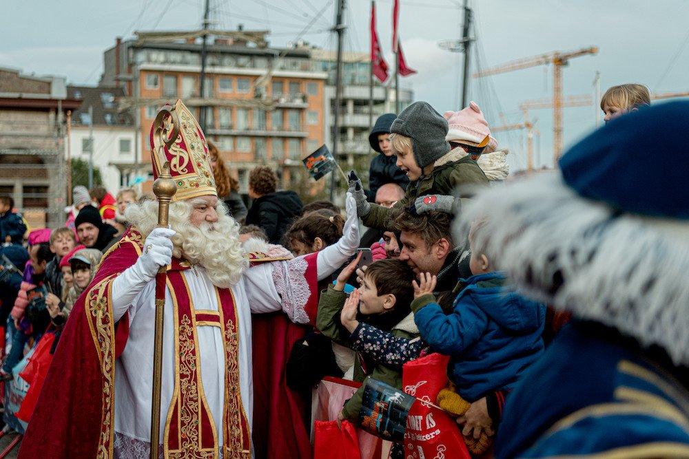 Kindjes Sinterklaas Antwerpen 2019