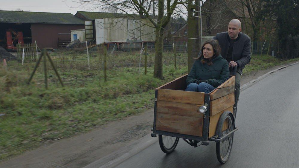 Alejandra Theus en Stan van Samang in derde seizoen Zie Mij Graag (te zien op Videoland)