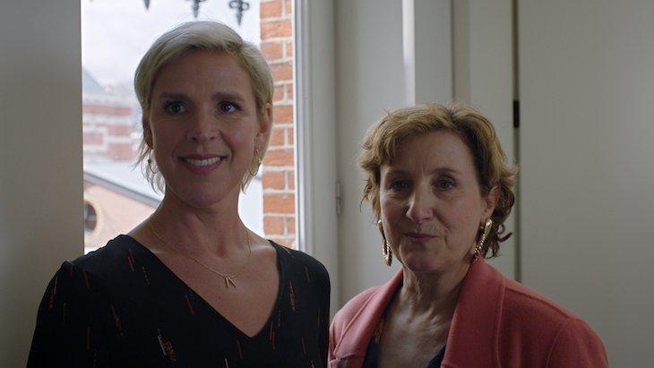 Mieke De Groote en Tine Embrechts in derde seizoen Zie Mij Graag