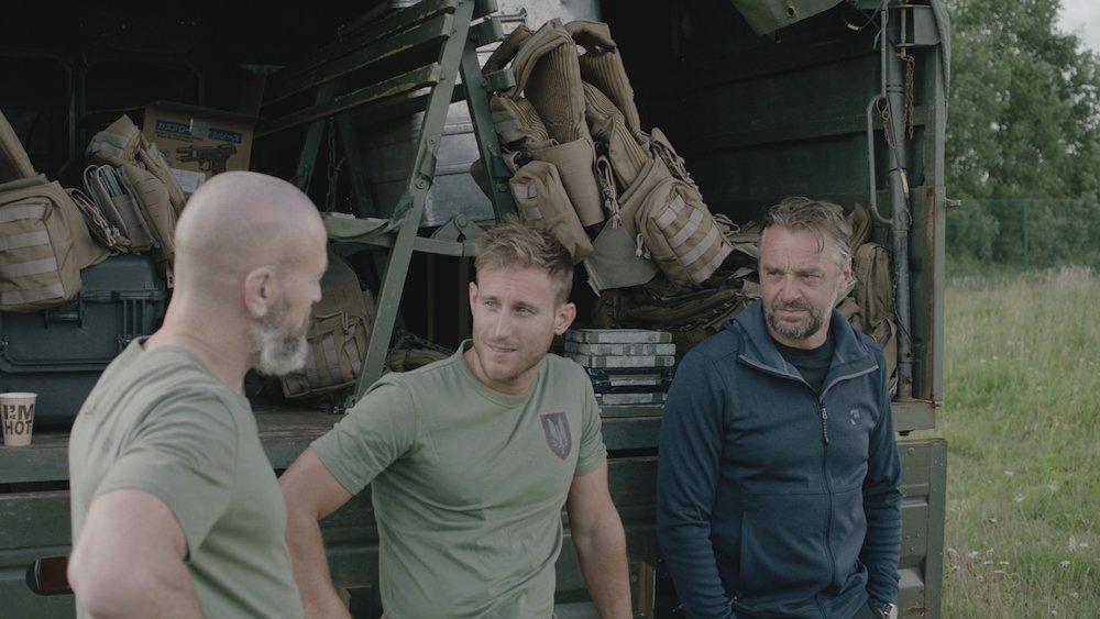 Tom Waes met Kamp Waes bij Special Forces