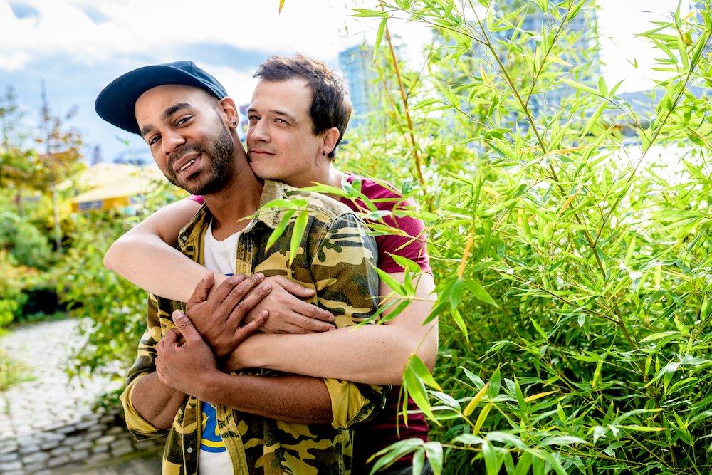 Kristof Goffin en Yemi Oduwale in Dertigers seizoen 2