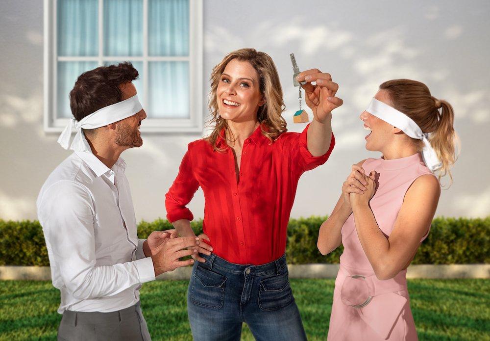 Dina Tersago presenteert tweede seizoen Blind Gekocht op VIER