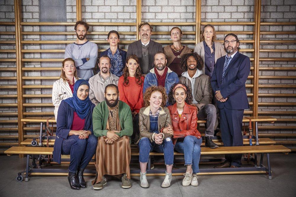 Cast tweede seizoen De Luizenmoeder