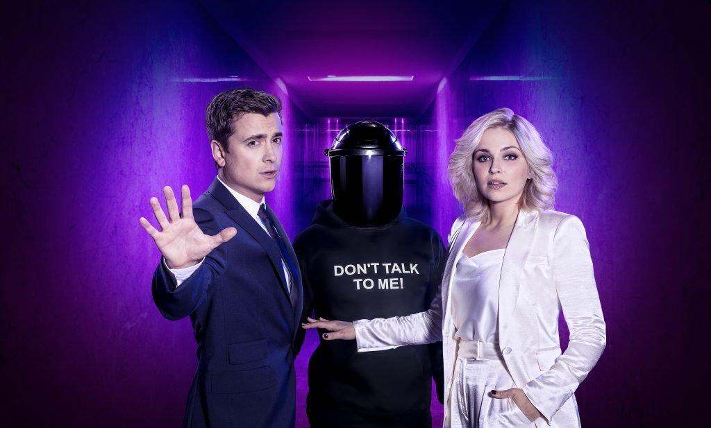 The Masked Singer met Niels Destadsbader en Julie Van den Steen