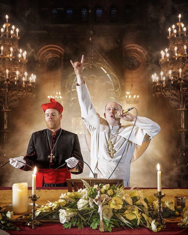 Jeroen perceval en Bruno van den Broecke Wat Als eindejaarsspecial