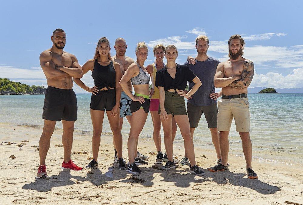 Team België Expeditie Robinson 2020