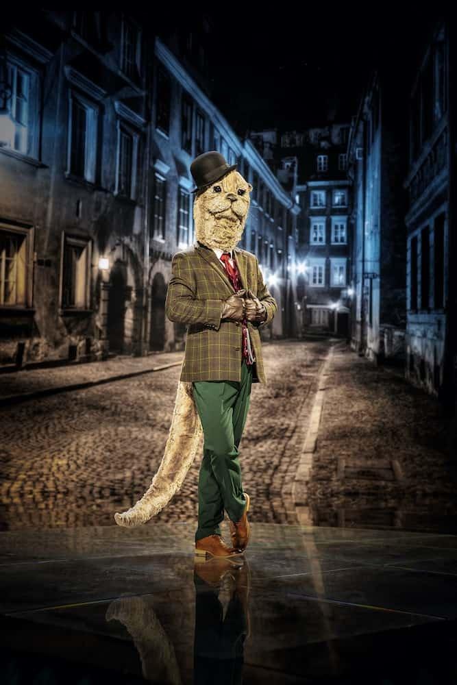 The Masked Singer Vlaanderen: Otter