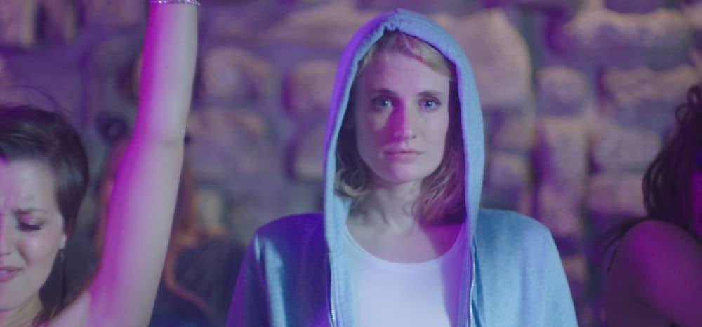 Indra Cauwels als de vermiste Lisa in GR5