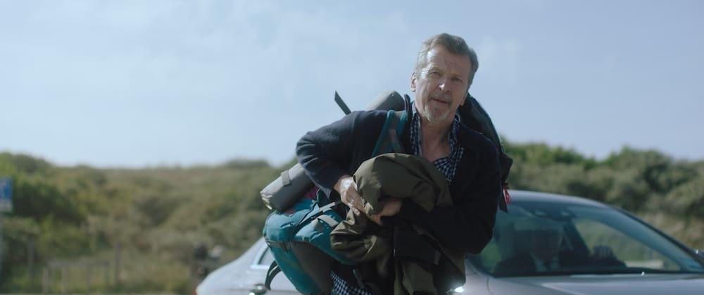 Lucas Van den Eynde als vader Piet in GR5