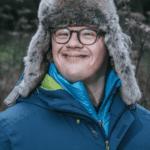 Pieter, 32 jaar, uit Leuven gaat in het vierde seizoen van Down the Road naar Lapland