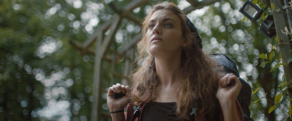 Violet Braeckman als Zoë en GR5