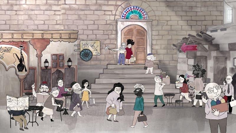 Animatiefilms Carrousel, Mosaic en De Passant zijn geselecteerd voor de competitie van het Internationaal Animatiefilmfestival van Annecy