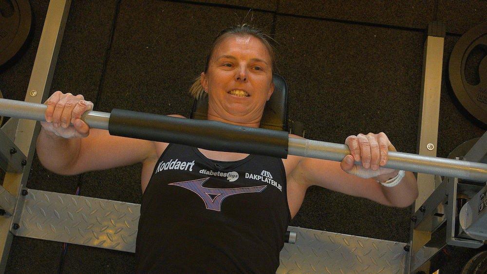 Kirsten Flipkens in De Container Cup