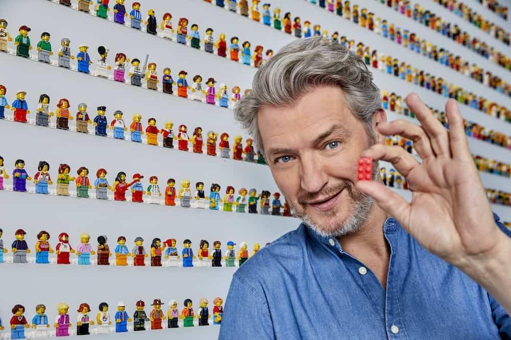 Kurt Rogiers presenteert Lego Masters voor VTM en RTL4