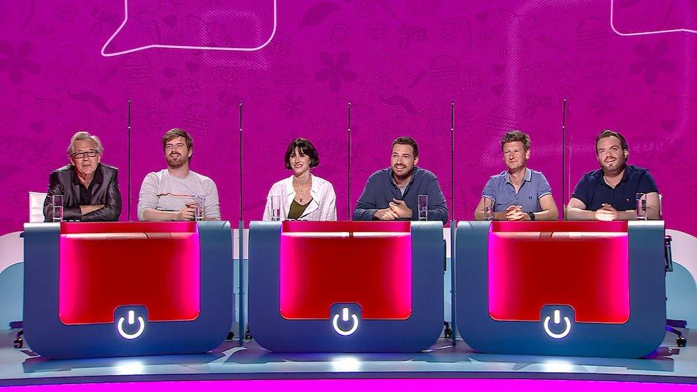 Comedians in Veel Tamtam op VTM