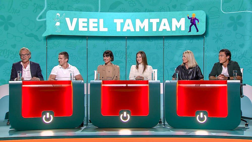 Olympische Sporters in Veel tamtam op VTM