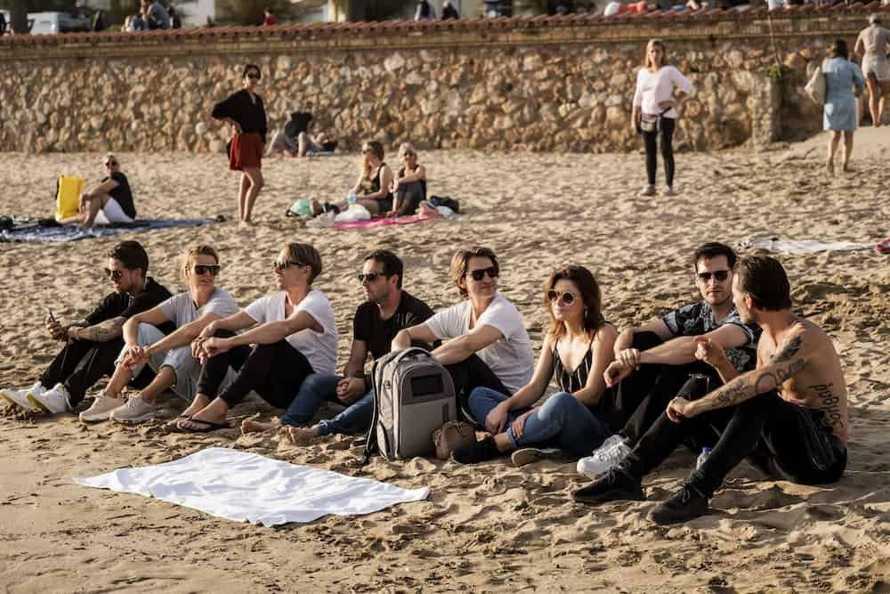 Artiesten Liefde voor Muziek 2020 zijn hechte vriendengroep geworden