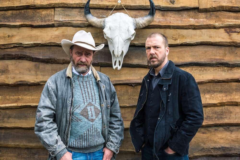 Wim Willaert en Sebastien Dewaele in cast seizoen 2 Undercover, ze spelen wapenhandelaars