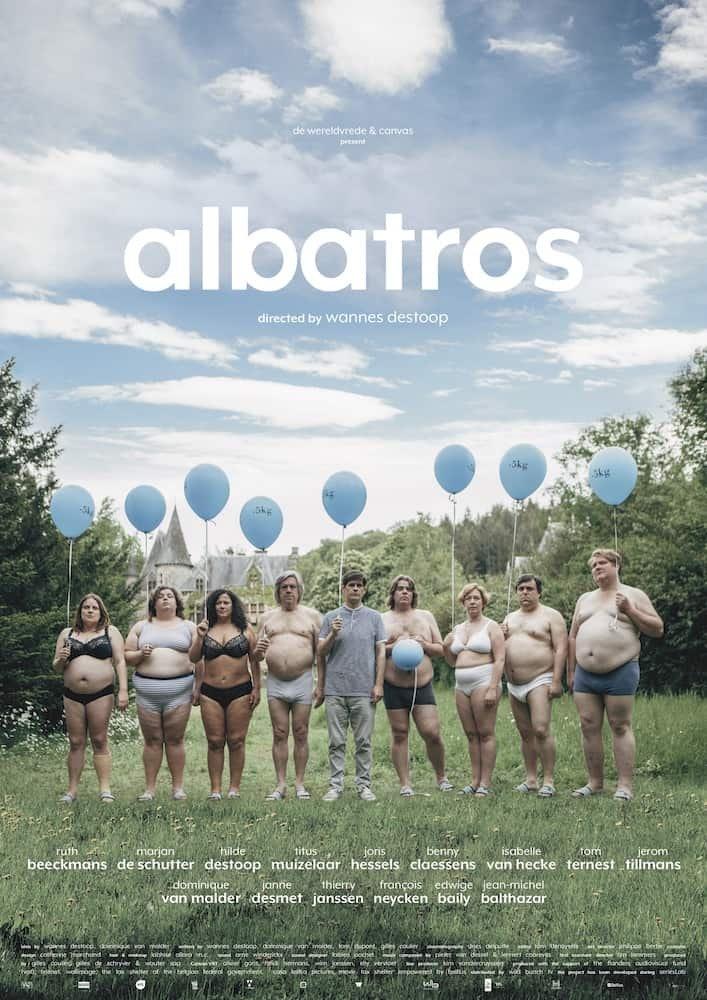 Albatros eerste beelden van nieuwe tv serie over afvallen