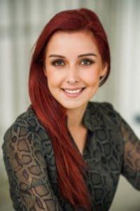 Lotte Vanwezemael - expert Blind Getrouwd - op VTM / Videoland