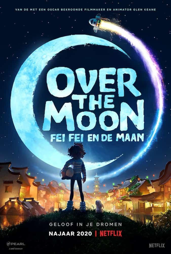 Over the Moon - animatiefilm Netflix