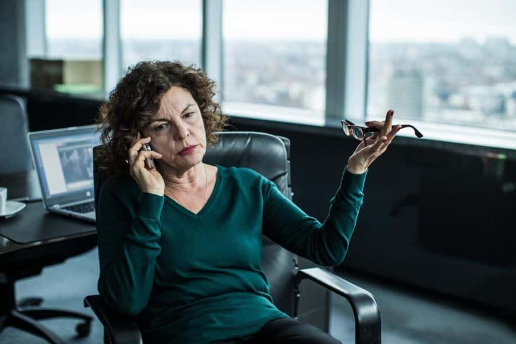 Hilde Van Mieghem - eerste seizoen De Bunker