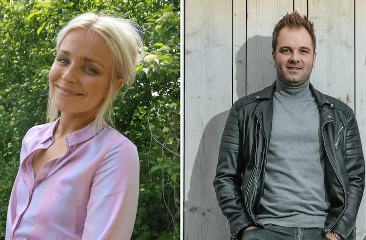 Niels Albert, Julie Van den Steen en andere BV's gaan zorg in voor VTM-programma Een echte job