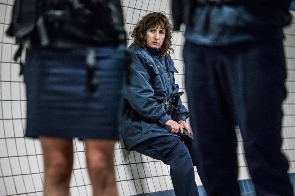Mieke De Groote in Patrouille Linkeroever