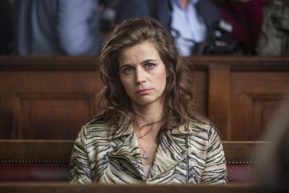 Elise Schaap is in Undercover 2 te zien als Danielle Bouman