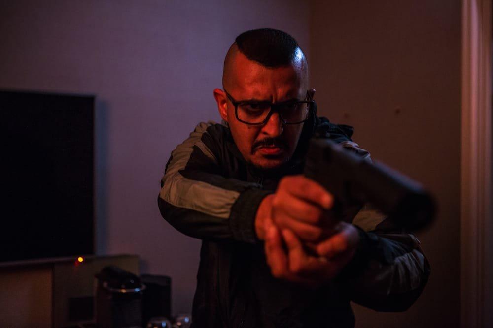Mourade Zeguendi speelt Vinnie Massoudi in Undercover 2.