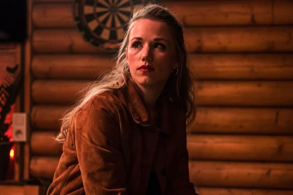 Sanne Samina Hanssen speelt Sharon in tweede seizoen Undercover.