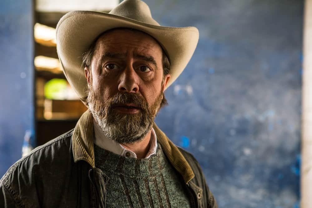 Wim Willaert als wapenhandelaar Laurent Berger in tweede seizoen Undercover.