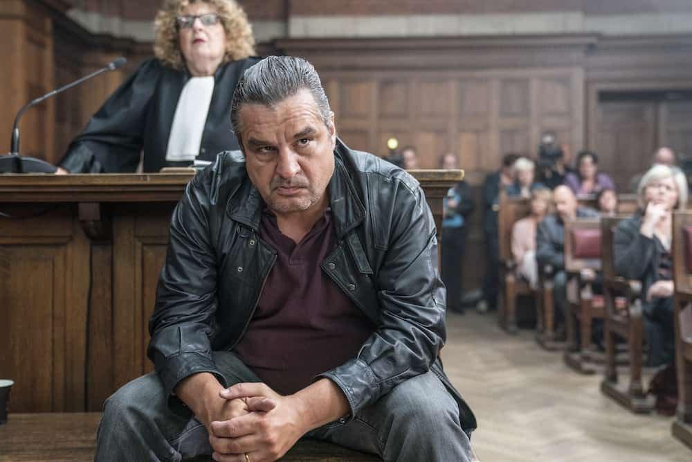 Frank Lammers als Ferry Bouman in het tweede seizoen van Undercover