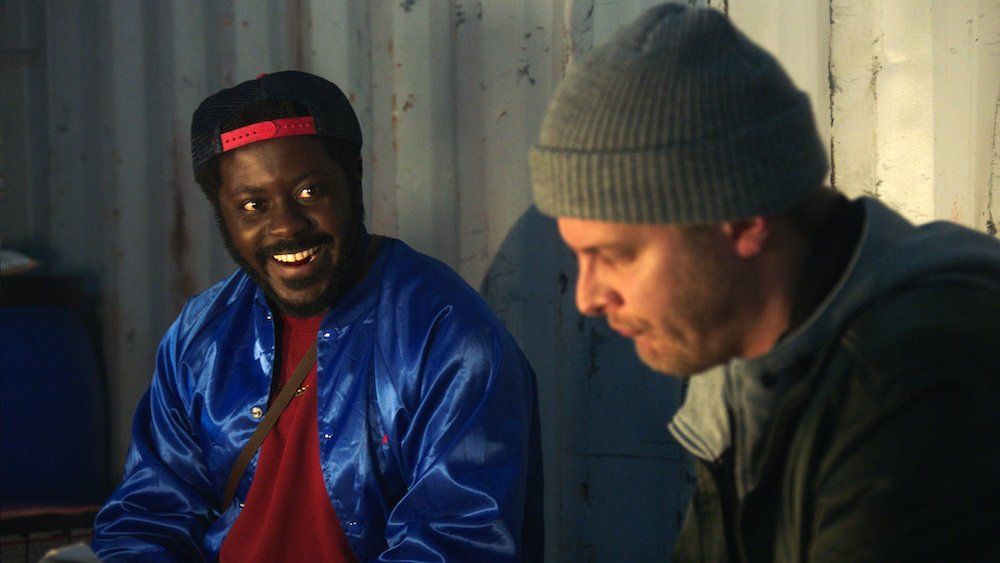 Andre Dongelmans en Jim Deddes te zien in comedyserie Niks te melden van BNNVARA