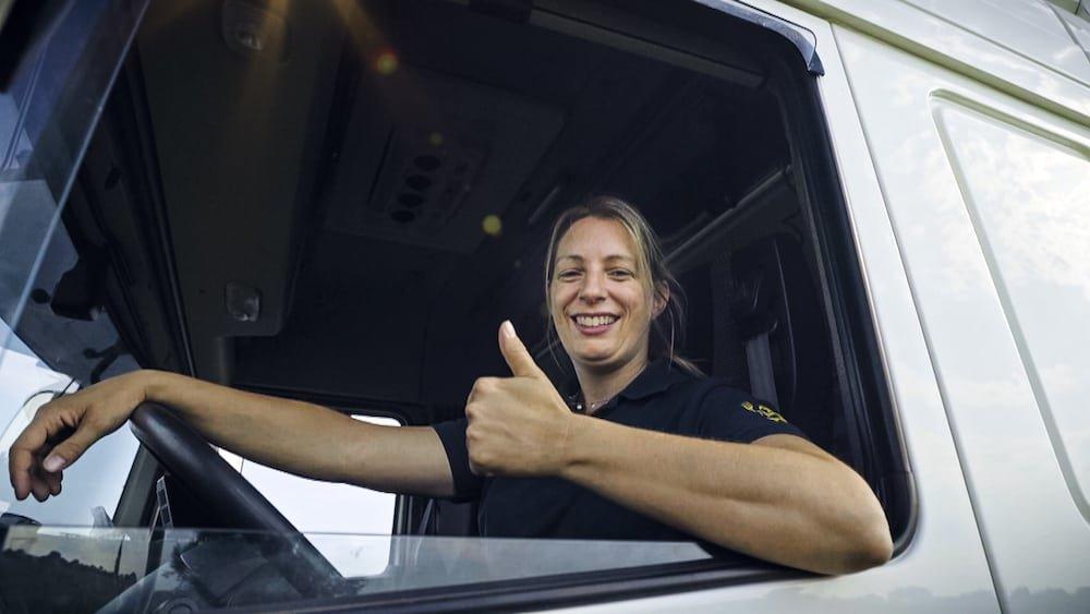 Caroline (De Nachtraaf) Lady Truckers VTM2