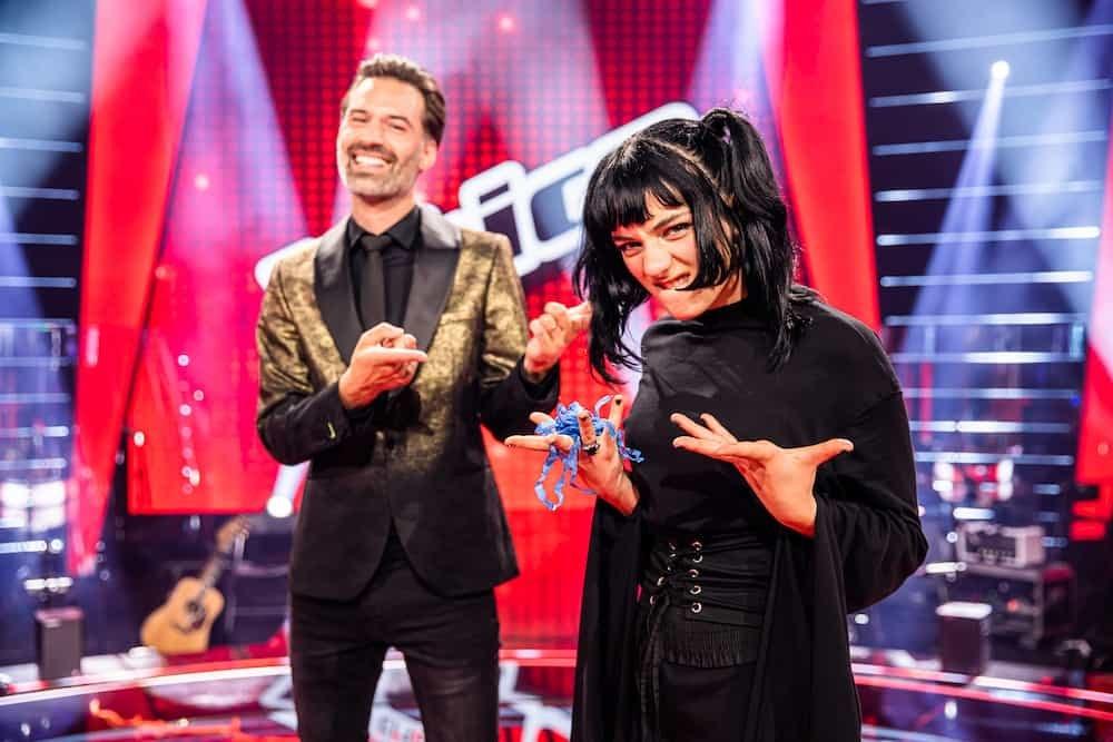 Gala met Sean Dhondt pakken winnen in The Voice Kids
