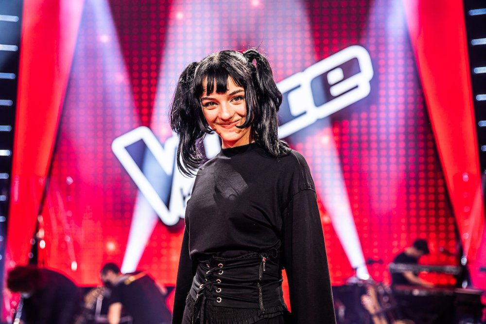 Winnares The Voice Kids 2020 in Vlaanderen: Gala Aliaj Dragot